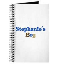 Stephanie's Boy Journal