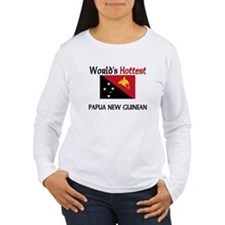World's Hottest Papua New Guinean T-Shirt