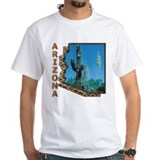 Arizona Saguaro Cactus Shirt