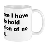 Cute Alexander hamilton quotation Mug