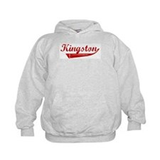 Kingston (red vintage) Hoody