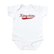 Kingston (red vintage) Onesie