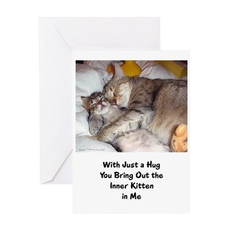 Mother's Day Cat Greeting Card