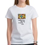 Quilters - Around the Block Women's T-Shirt