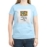 Quilters - Around the Block Women's Light T-Shirt