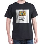 Quilters - Around the Block Dark T-Shirt