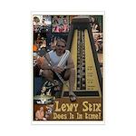 Lewy Stix Mini Poster Print