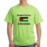 World's Hottest Jordanian T-Shirt