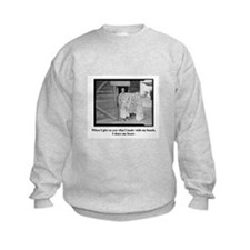 Sewing - From My Hands, My He Sweatshirt
