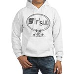 Girl's Lie Hooded Sweatshirt