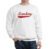 Landon (red vintage) Sweatshirt