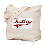 Kelly (red vintage) Tote Bag