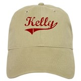 Kelly (red vintage) Cap