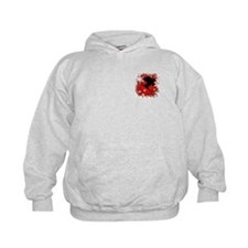 SKI DOWNHILL (RED) Sweatshirt