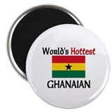 World's Hottest Ghanaian Magnet