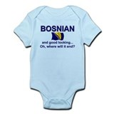 Good Looking Bosnian Onesie