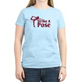 Strike A Pose T-Shirt