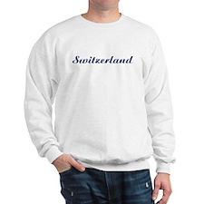 Classic Switzerland (Blue) Sweatshirt