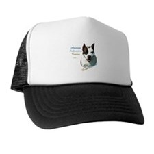 AmStaff Best Friend1 Trucker Hat