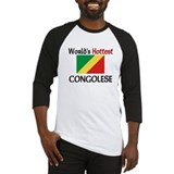 World's Hottest Congolese Baseball Jersey