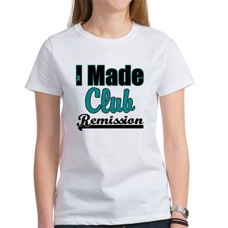 Club Remission Teal Women's T-Shirt