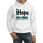 iHope Ovarian Cancer Hooded Sweatshirt