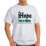 iHope Ovarian Cancer Light T-Shirt
