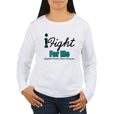 I Fight For Me (OC) Women's Long Sleeve T-Shirt