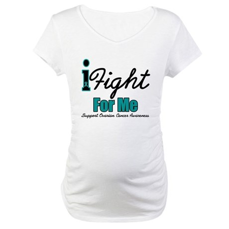 I Fight For Me (OC) Maternity T-Shirt