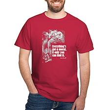 """Carroll """"Got a Moral"""" T-Shirt"""