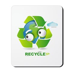 Recycle Mousepad
