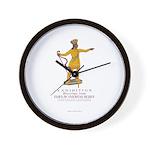 Index of American Design Wall Clock