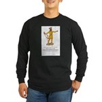 Index of American Design Long Sleeve Dark T-Shirt