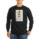 Index of American Design Long Sleeve Dark T-Shirt