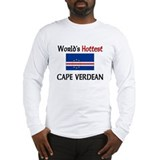 World's Hottest Cape Verdean Long Sleeve T-Shirt