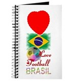 Brasil Love and Football - Journal