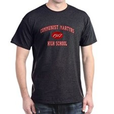 Commie Martyrs HS T-Shirt
