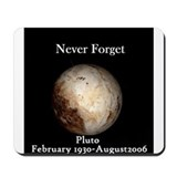 Unique Pluto Mousepad