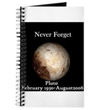 Unique Funny pluto Journal