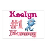 Kaelyn - #1 Mommy Postcards (Package of 8)
