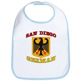San Diego German Bib