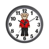 EMT Wall Clock