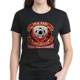 Poland Soccer Power Tee