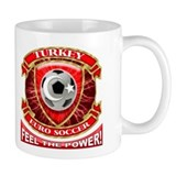 Turkey Soccer Power Mug