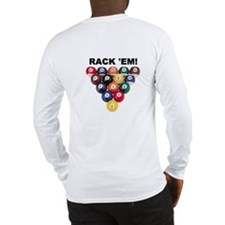 RACK 'EM! Long Sleeve T-Shirt