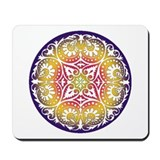 Flora Friendship Knot Mousepad