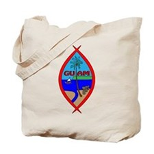 Unique Guam Tote Bag
