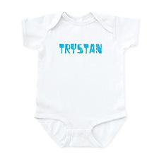 Trystan Faded (Blue) Infant Bodysuit