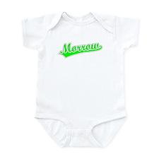 Retro Morrow (Green) Infant Bodysuit