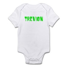 Trevion Faded (Green) Infant Bodysuit